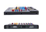 CT-60S 6-kanaals Professional Live Studio Audio Mixer met 48V Phantom Console_