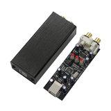 FX-AUDIO FX-01 Mini USB DAC Audioversterker USB Geluidskaart 24bit Decoder Sampling Rate Display SA9023 PCM5102 Draagbare Versterker_