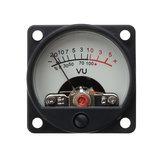 2 stuks VU Meter Warm Backlight Recording Audio Level Amp Met Driver Module_