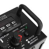 Sunbuck TAV-339B 110V Bluetooth 600w Karaoke Power Stero-versterker met VU Meter FM 2 Ch USB SD_