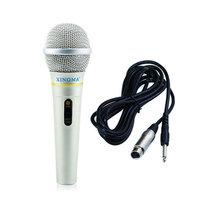 XINGMA AK-319 Dynamische professionele Wired Handheld Karaoke KTV-microfoon