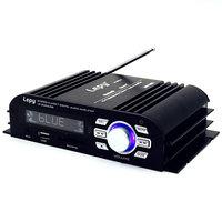 Lepy LP-2020 Stereo Mini Class T Versterker Bluetooth Digital Audio HiFi Power Amp