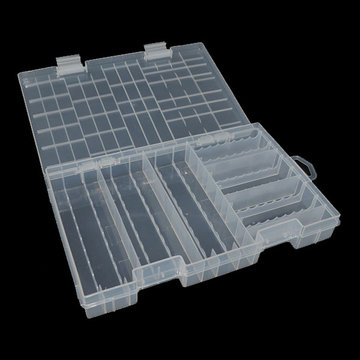 Powerlion PL-007 AA AAA batterijopslag beschermhoes