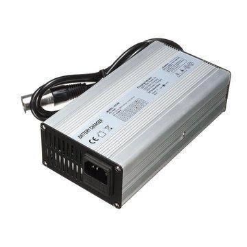 36V 37V 42V 45V 5A Batterijlader voor 10s 10x 3.6V / 3.7V lithium-ion batterij
