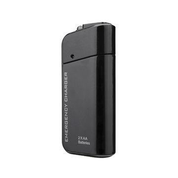 Reizen Noodstroom AA Batterij Power Bank Externe Backup batterijlader