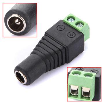 DC Power Female Plug Jack Adapter Aansluiting voor CCTV Camera