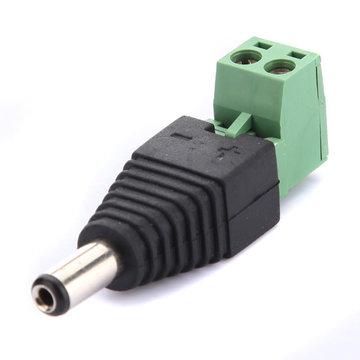 2.1mm DC-stekkeradapter voor CCTV-beveiligingscamera