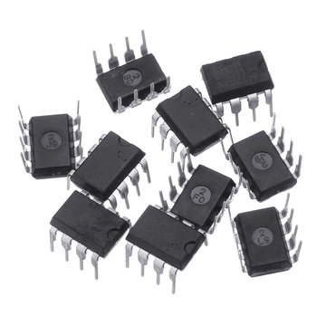 10 Stks LM386N DIP8 LM386 DIP LM386N-1 LM386-1 IC Chip
