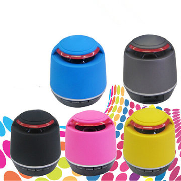 Portable Wireless bluetooth Stereo Hands Free Mini Speaker