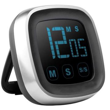 Digitale Timer Grote LCD Magnetische Luide Wekker Teller Voor Keuken Koken Gaming Meeting