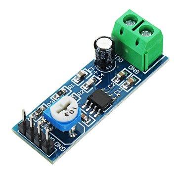 LM386 Audio versterker Module 200 Times Input 10K Adjustable Resistance