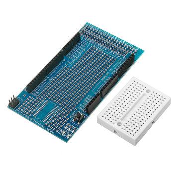Mega2560 1280 Protoshield V3 uitbreidingskaart met breadboard voor Arduino