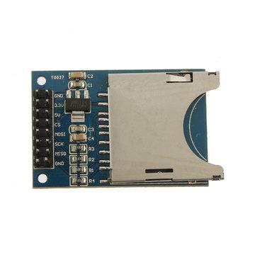 Arduino Compatibele SD Card Module Slot Socket Reader voor mp3 speler
