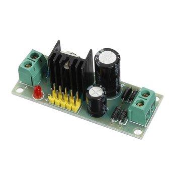 L7805 LM7805 Drie Terminal Voltage Regulator Module Voor Arduino