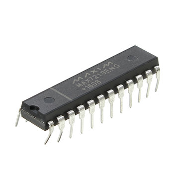 10 stuks IC MAX7219 PMIC DIP-24 Pin 8 Bit LED Display Driver