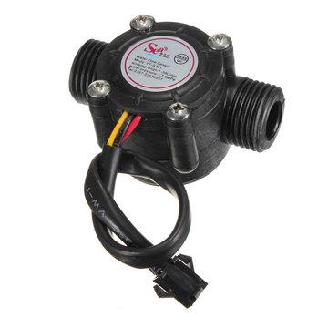 Zaal Waterstroom Sensor Flow Meter Water Control 2MPa