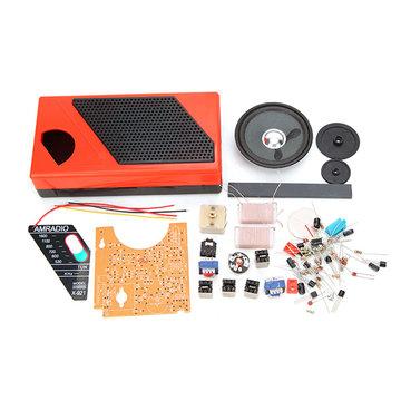 DIY 8 Tube Radio Kit Elektronische reserveonderdeel