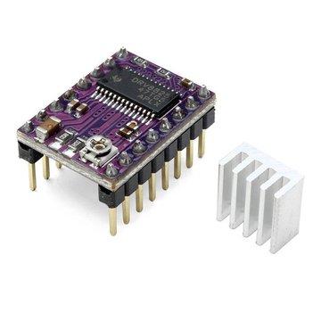 10st Geekcreit® 3D-printer Stepstick DRV8825 Stepper Driver RepRap 4 Layer PCB