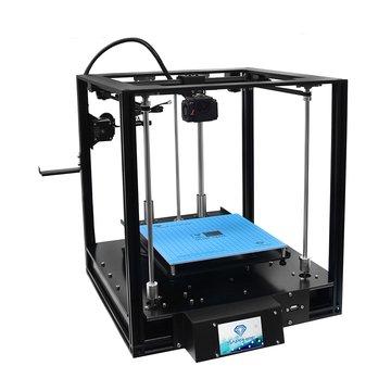 Two Trees® SAPPHIRE-S Corexy Structuur Aluminium DIY 3D-printer 220 * 220 * 200mm Afdrukformaat met Lerdge-X Moederbord / Power Resume-functie / Off-line afdrukken / 3,5 inch Touch-kleurenscherm