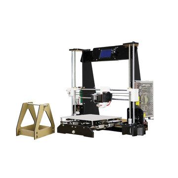 EZT® EX8 3D-printer DIY-set 220 * 220 * 240 mm Afdrukformaat Ondersteuning Uit / Online afdrukken 1,75 mm PLA/ABS / HIPS Filament 0,4 mm mondstuk