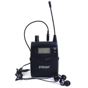 ERZhen in-ear-ontvanger voor professioneel stereoluids monitoren stage system
