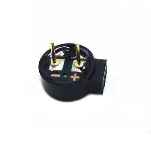3 V 16 Ohm koperen ring 4 mm magnetische zoemer draadloze deurbel luidspreker voor mobiele telefoon