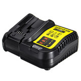 Smart Battery Charger voor D EWALT Battery DCB112 / 105 12V MAX en 20V MAX Lithium-ION_