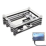 3rd Generation 9 Layer 3.5 Inch Display Acrylic Case Shell For Raspberry Pi_