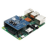 IR Infrared Receiver and Transmitter Expansion Board For Raspberry Pi_
