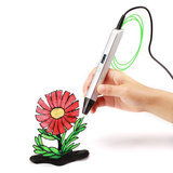 RP800A OLED 3D Printing Pen 5V 2A USB Power 0.6mm Nozzle Adjustable Speed_