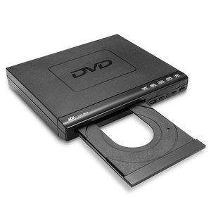 1080P DVD Player Remote Controller Multi-angle Viewing USB SD Card Reader CD DVD-RW