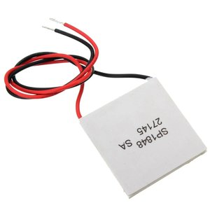 3pcs 40x40mm Thermoelectric Power Generator Peltier Module TEG High Temperature 150 Degree